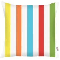 Obliečka na vankúš Apolena Colourfull Stripes, 43×&a...