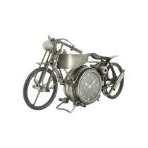 Kovové stolové hodiny Mauro Ferretti Bike