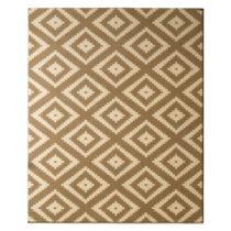 Béžový koberec Hanse Home Hamleti Diamond, 80×&#x...
