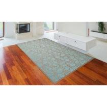 Tyrkysový vysokoodolný koberec vhodný do exteriéru Floorita Fior...