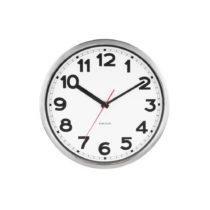 Nástenné hodiny Karlsson Number, Ø29 cm