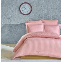 Ružové obliečky na jednolôžko s plachtou Voque, 160&...