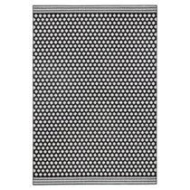 Čierno-biely koberec Zala Living Spot, 140×200cm
