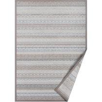 Sivý vzorovaný obojstranný koberec Narma Ridala, 230×&...