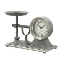 Stolové hodiny Mauro Ferretti Balance, 47×28cm