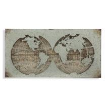 Nástenná dekorácia Mauro Ferretti World, 112×&#xA0...