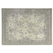 Sivý vlnený koberec Kooko Home Calypso, 200 × 300 cm