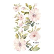 Set nástenných samolepiek Dekornik Botanix Pastel Magnolia L