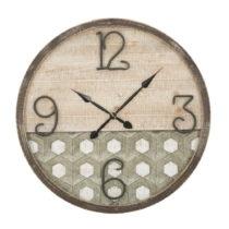 Nástenné hodiny Mauro Ferretti Denver, Ø 80 cm