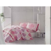 Ľahká prikrývka cez posteľ Salsa Red, 200x235 cm