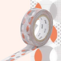 Washi páska MT Masking Tape Christelle, návin10m