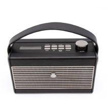 Čierne rádio GPO Darcy Cream Wo294