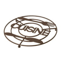 Podložka pod hrniec Unimasa Cuisine, Ø20 cm