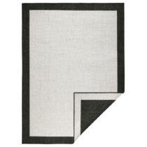 Obojstranný koberec v čierno-krémovej farbe Bougari Panama, 160 x 230 cm