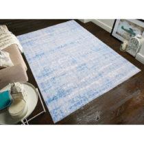 Koberec odolný voči škvrnám Floorita Abstract Light Blue, 80&a...