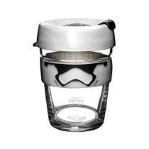 Cestovný hrnček s viečkom KeepCup Star Wars Stormtrooper, 340...