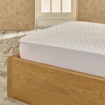 Ochranná bavlnená podložka na matrac na dvojlôžko Hel...