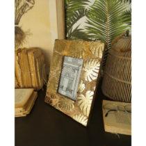 Sada 2 rámčekov z mangovégo dreva Orchidea Milano, vý&#x161...