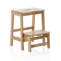 Stolička z brezového dreva Geese Pure