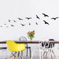 Samolepka Fanastick Flight of soagulls