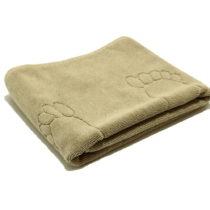 Béžový bavlnený uterák My Home Plus Relax, 55&#xA0...