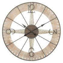 Nástenné hodiny Mauro Ferretti Wind, Ø 90 cm