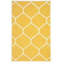 Koberec Lulu Yellow, 121×182 cm