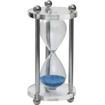 Presýpacie hodiny Mauro Ferretti Clessidra Stand, výška 15,5 cm