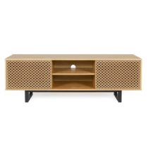 TV stolík z brezového dreva Woodman Mora
