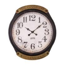 Nástenné hodiny Antic Line Brasserie
