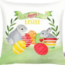 Obliečka na vankúš Apolena Easter Eggs, 43 x 43 cm