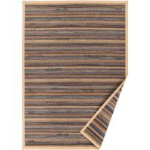 Béžový vzorovaný obojstranný koberec Narma Liiva, 160 ...