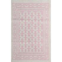 Koberec Pink Ornament, 120x180 cm