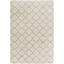 Krémovo-ružový koberec Mint Rugs Grace Creme Rose, 160 x 230 cm