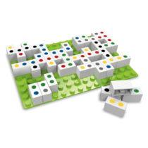 Vzdelávacia hra Hubelino Dúhové domino