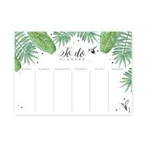 Týždenný plánovač Dekornik Flora