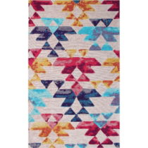 Behúň Eco Rugs Color Tribal, 80 × 300 cm