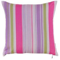 Vankúš s náplňou Purple Stripes