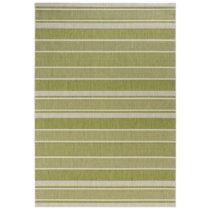 Zelený koberec vhodný aj do exteriéru Strap, 160×&...