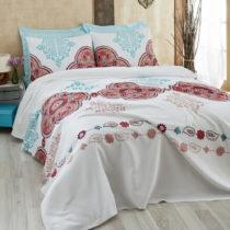 Obliečky s plachtou Jerry Brick Red, 200x235 cm