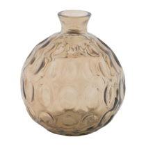 Dymovosivá váza z recyklovaného skla Mauro Ferretti Ball, ⌀ 14...
