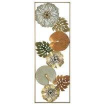 Nástenná dekorácia zo železa Mauro Ferretti Leaf, délk...
