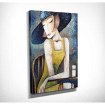 Obraz na plátne Elegance, 30×40 cm