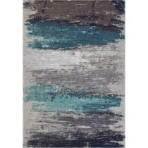 Behúň Eco Rugs Aqua Abstract, 80 × 300 cm