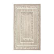Krémový bavlnený koberec Floorist Regi, 120x180&#...