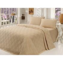 Ľahká prikrývka cez posteľ Kare Orgu, 200x...