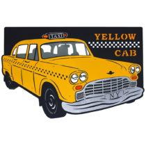 Žlté nástenné svietidlo Glimte Sconce Arlet Taxi Dos