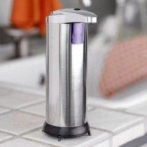 Bezdotykový zásobník na mydlo Steel Function Soap