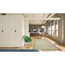 Vysokoodolný koberec vhodný do exteriéru Floorita Chrome, 200&a...