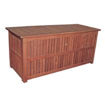 Záhradná truhlica z eukalyptového dreva ADDU